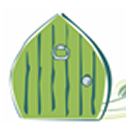 Green Door Icon