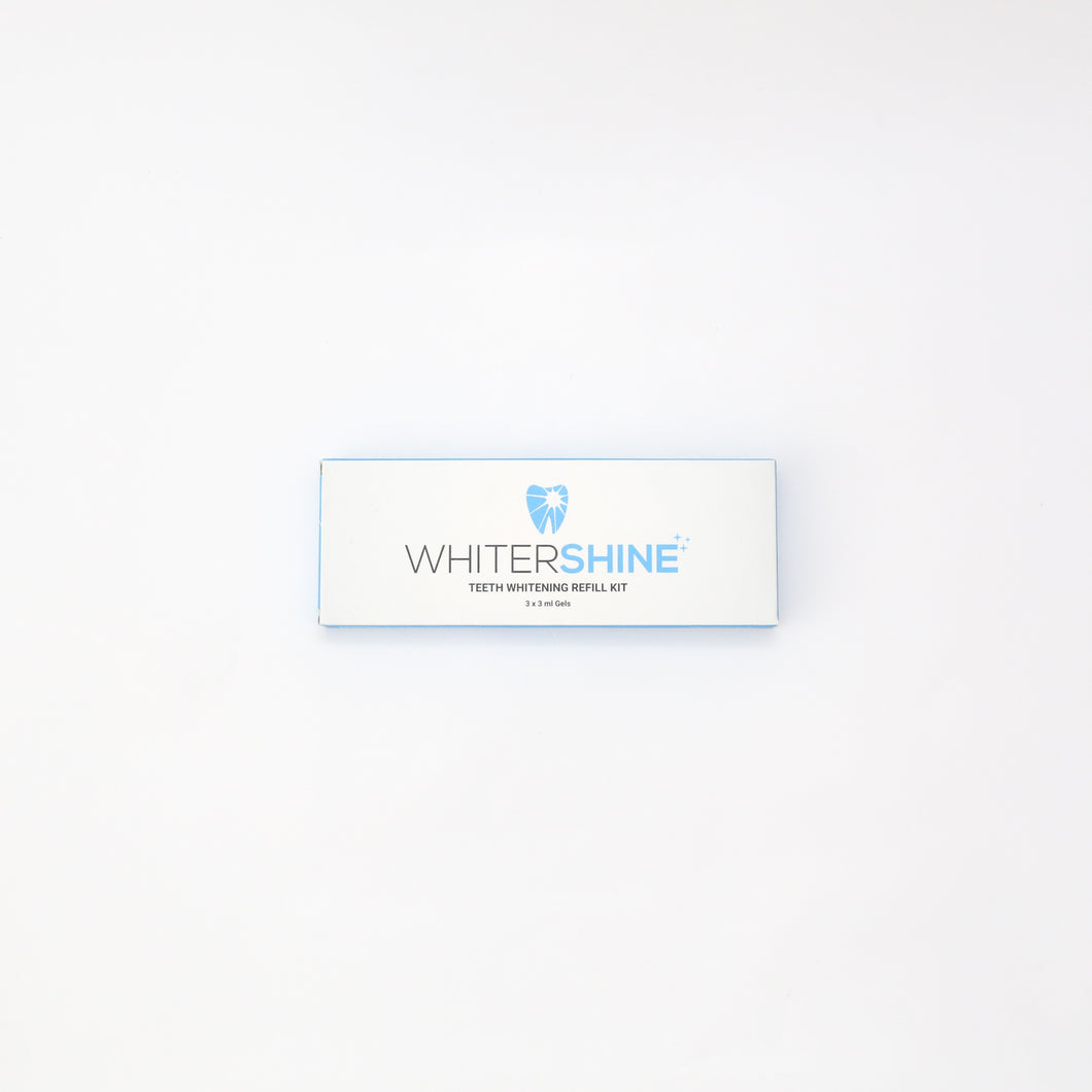 WhiterShine Gel Refill Kit (3 Month Supply) - WhiterShine