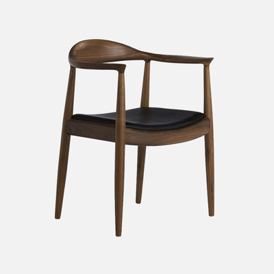 Hans Wegner Replica Kennedy/Round Chair PP503 (Premium) – Walnut