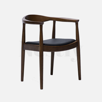 Hans Wegner Replica Kennedy/Round Chair PP503 – Walnut
