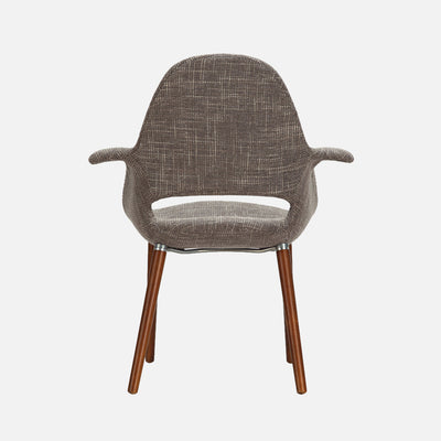 Organic chair Light Brown - Brown