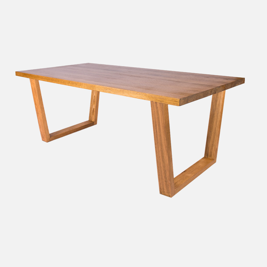 huge discount 5f6ca 5a3ff Vic Solid Timber Dining Table
