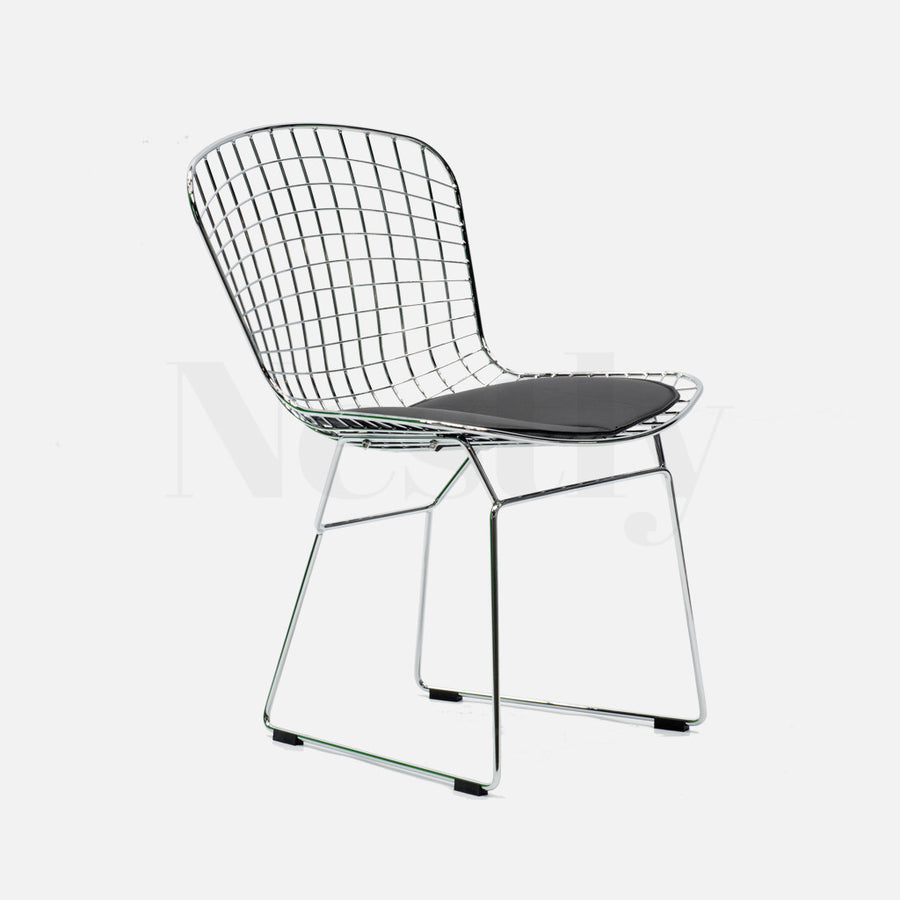 Harry Bertoia Replica Wire Chair – Chrome