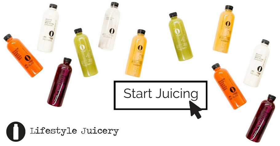 Raw Juicing Guide | Getting started