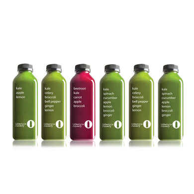 Guru Juice Cleanse. Cold pressed juice Detox Bangkok Thailand