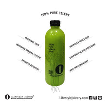 Cold pressed celery juice delivery Bangkok Thailand