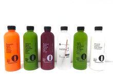 6 or 12 500ml Raw Cold Pressed Juices Delivered