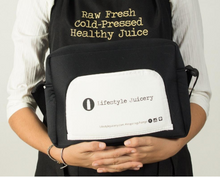 Cold pressed juice Cooler Bag