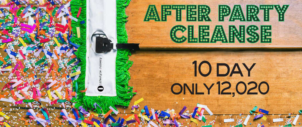 2020 Cleanse Promotion
