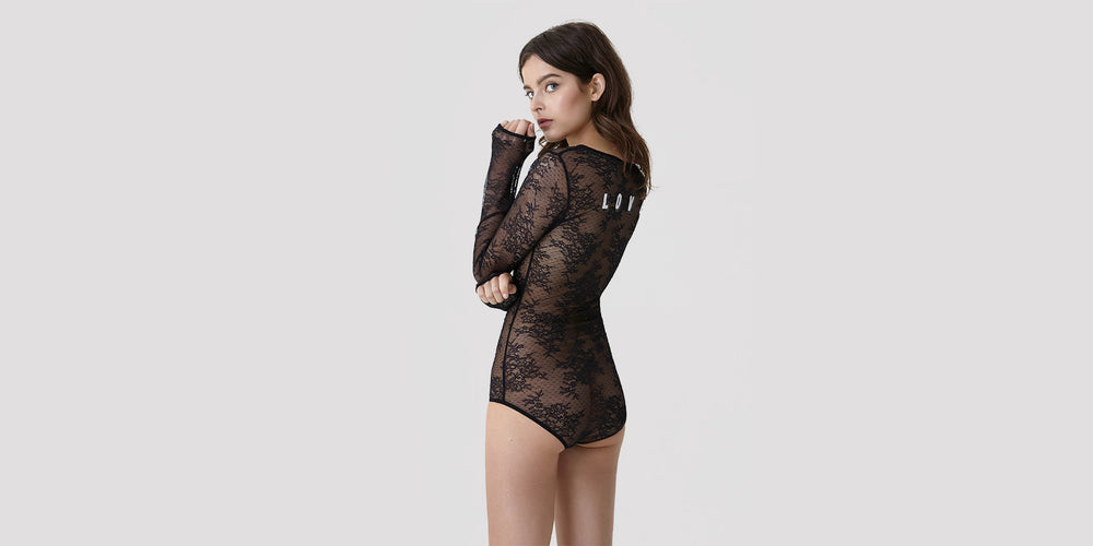 Nightflight Bodysuit