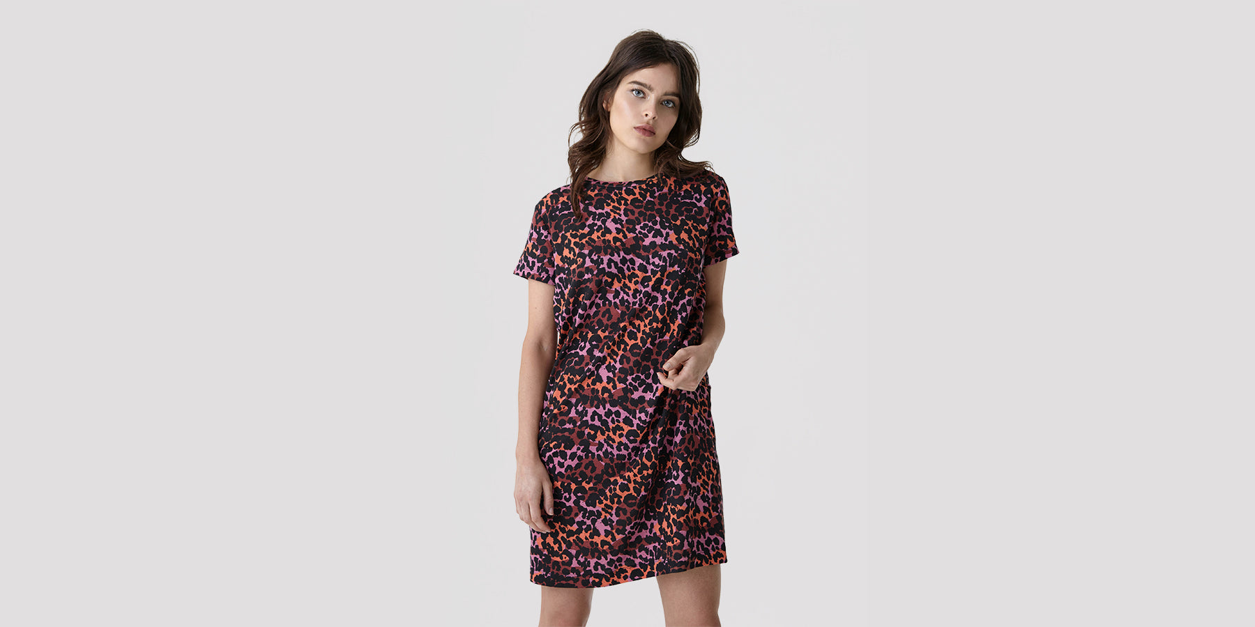 T-Bird Long T-shirt Dress