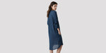 Lea Long Shirtdress