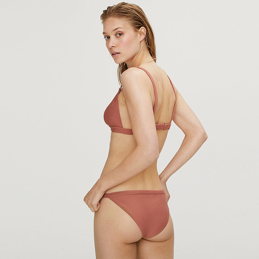 Wild Rose Bikini Briefs