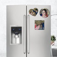 Personalized photo Fridge Magnet