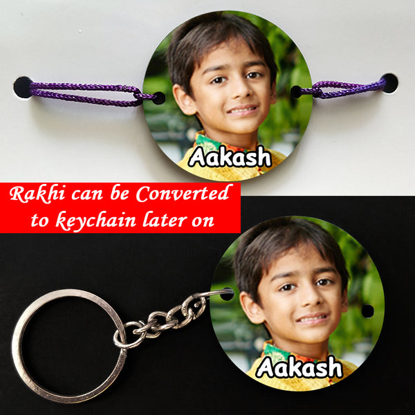 Customised Rakhi For Brother