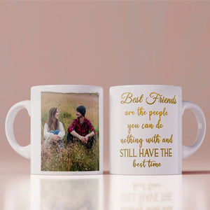 Customize Best Friend Coffee Mug