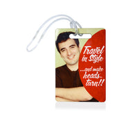Rectangle Luggage Tag - Deeher Gifts
