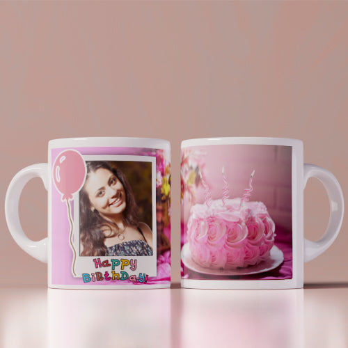 Birthday Photo Mug