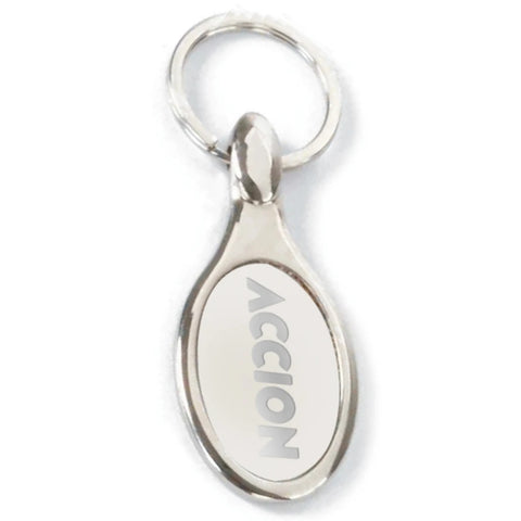 Customized Metal Engraved keychain