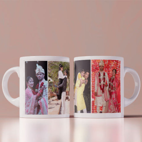 Collage Photo Coffee Mug