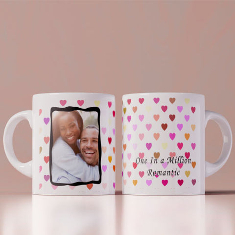 One In A Million Romantic Photo Coffee Mug
