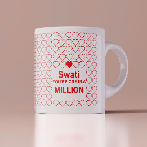 You're One In A Million Photo Coffee Mug