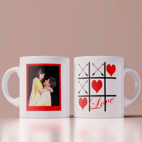 Love Photo Coffee Mug