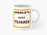 Teacher's day Coffee Mug