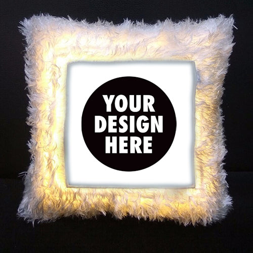 Personalized Led Cushion (Pillow)