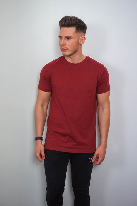 Essential T-Shirt Minimal - Red