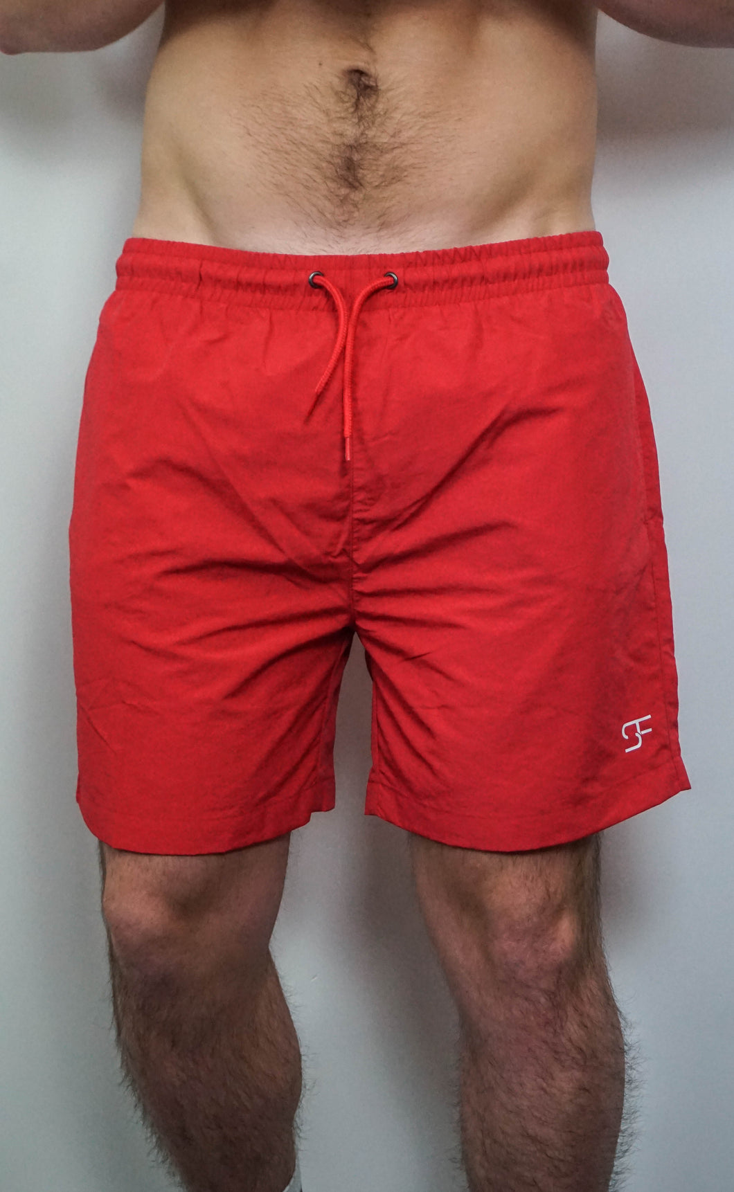 Swimshorts - Red