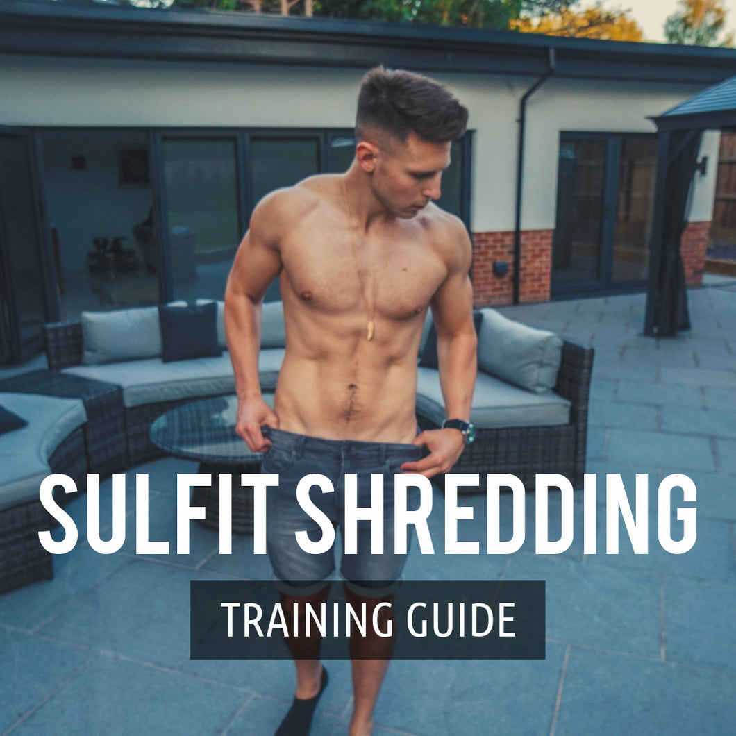 Sulfit Shredding - Training Guide