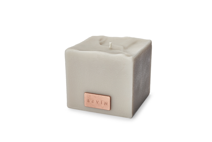 Sevin Fresh Clay Scented Candle