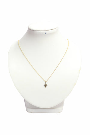 "Dogeared - Mom necklace, Northstar, 18"" with 2"" extender"