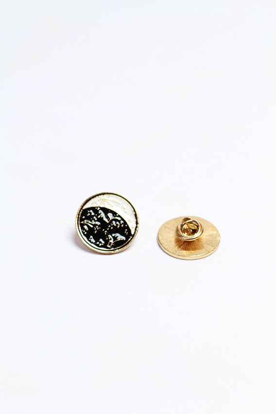 Brooch pin - constellation
