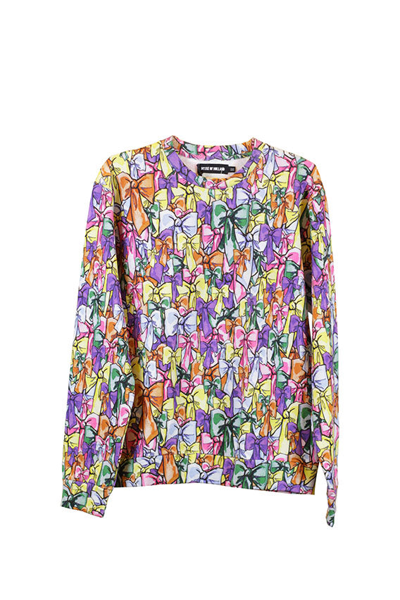 House of Holland - WOMENS PRINTED SWEAT