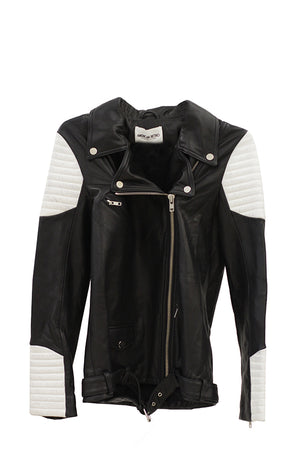 American Retro - Monica Jacket - Black / White