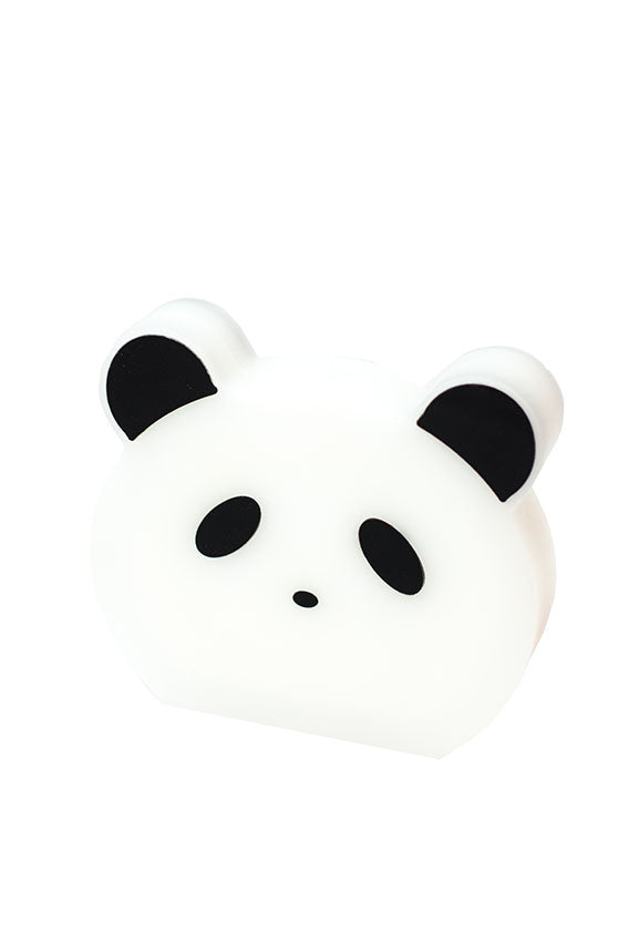Ashlyn`D - White and black acryliashlyn`dc panda bear with mirror and liner int.