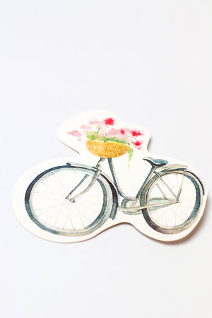 Bike bookmark