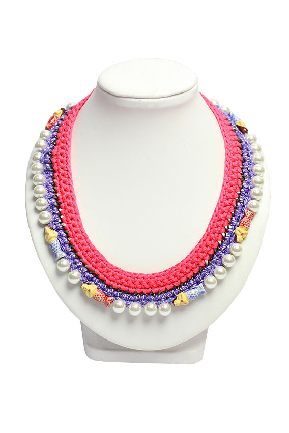 Venessa Arizaga - Las Sirenas Necklace