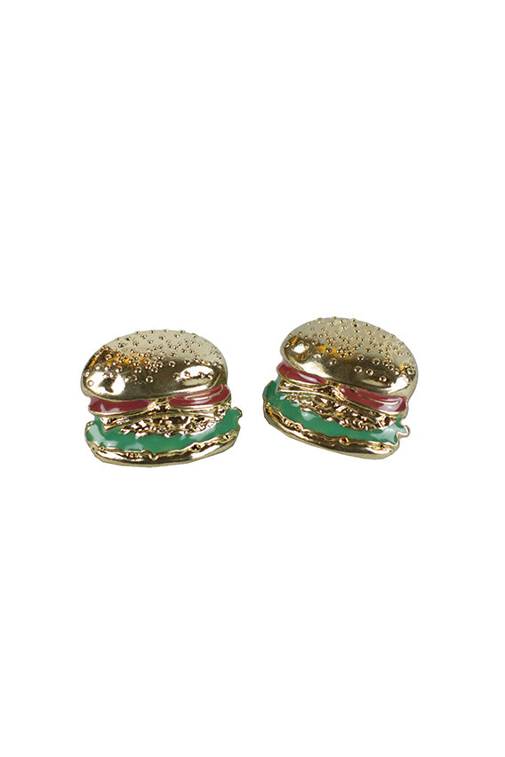 Shadow - Hamburger fashion chain  Earring