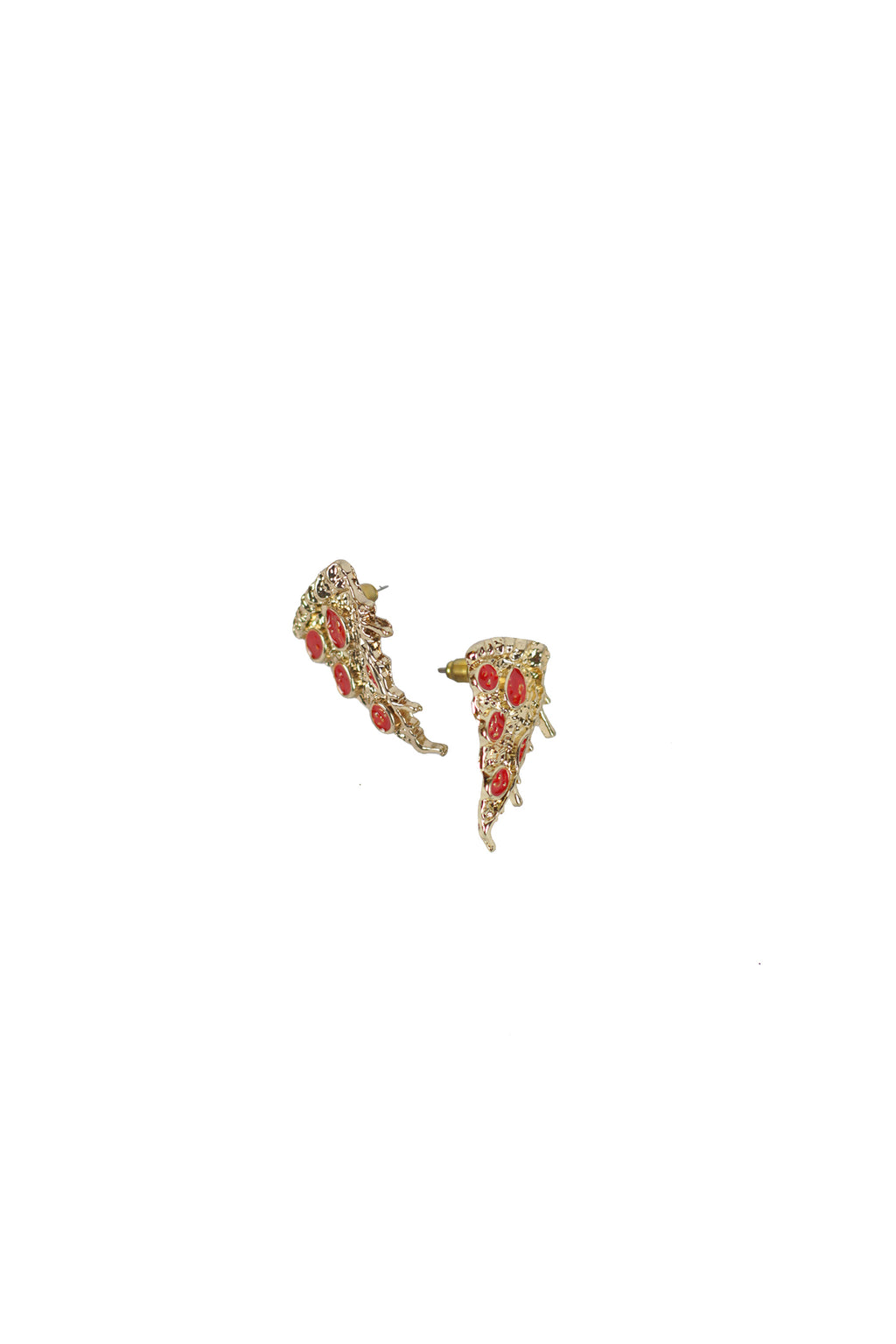 Shadow - Restocked pizza fashion chain Earring