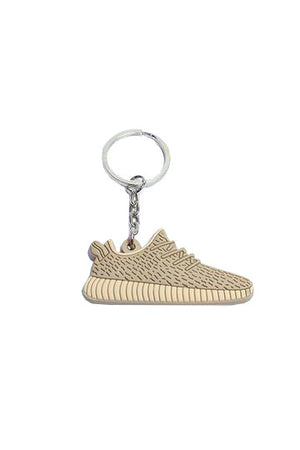 Key chain - gray shoes