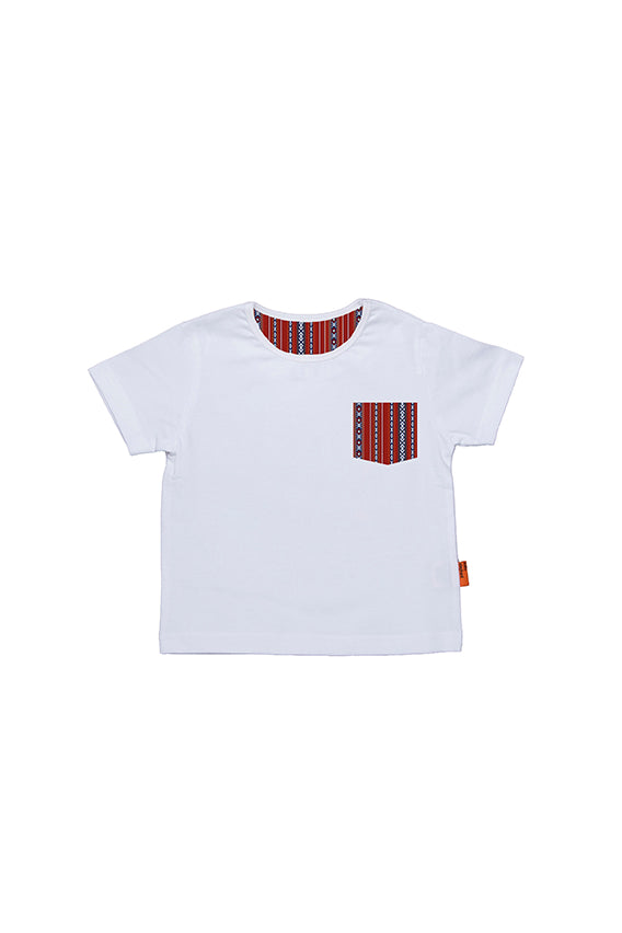 Baby Elephant - Sadu pocket tee
