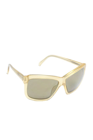 Peter Pilotto HAY ACETATE RECTANGULAR SUNGLASS