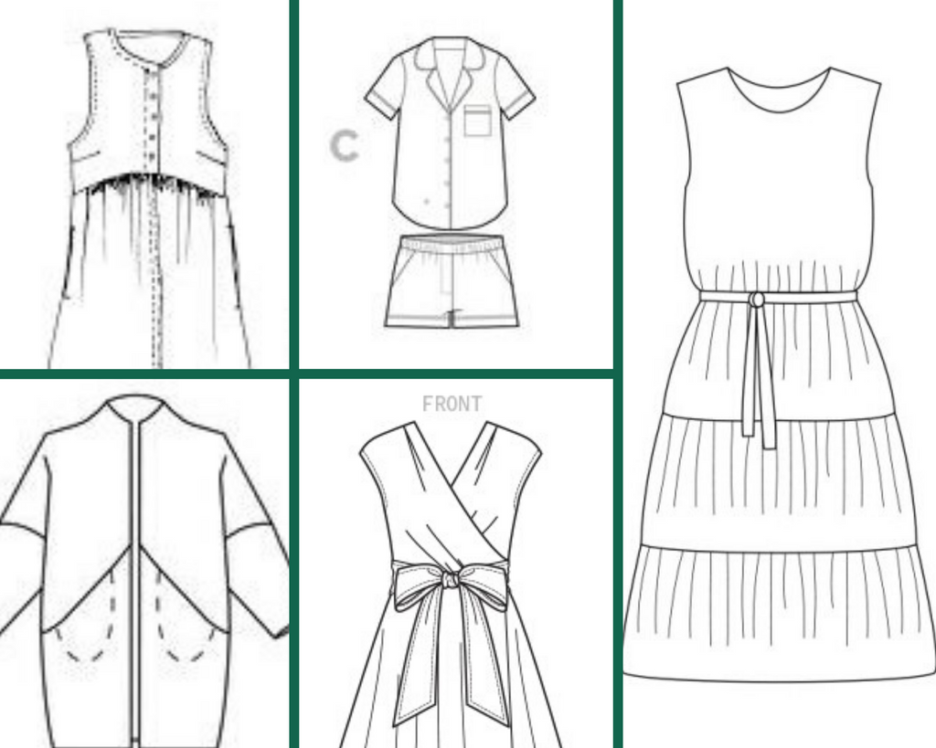 Summer sewing plans for 2020