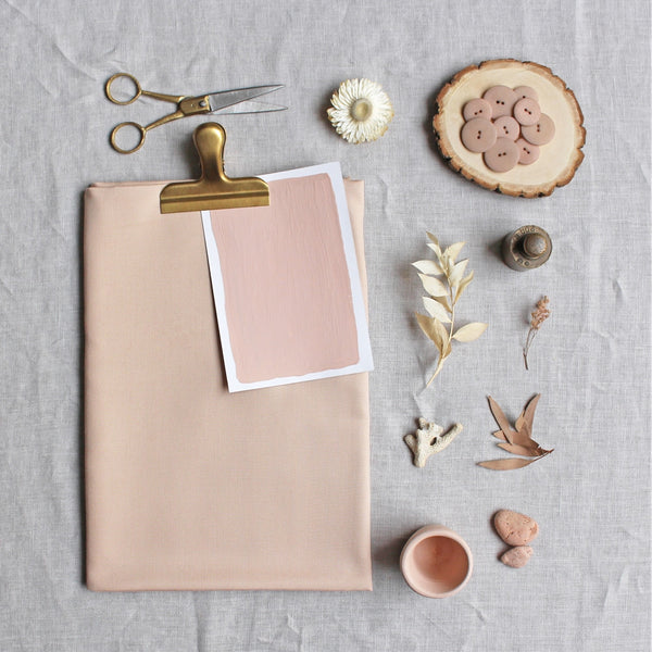 Atelier Brunette - Blush Tencel