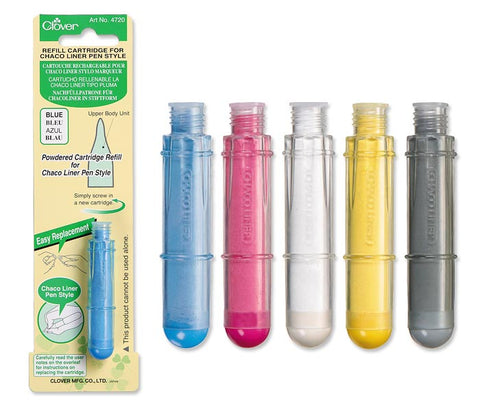 Refill Cartridge for chaco pen - Pink