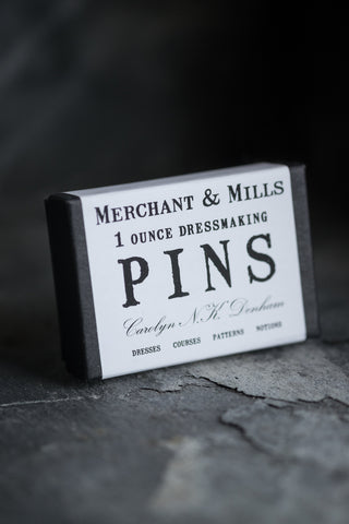 Merchant & Mills - Dressmaking pins