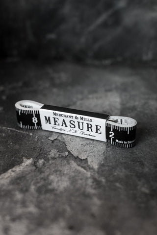 Merchant & Mills - Tape Measure - Seamstress Fabrics